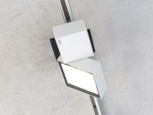 LED spot voor lage ruimtes