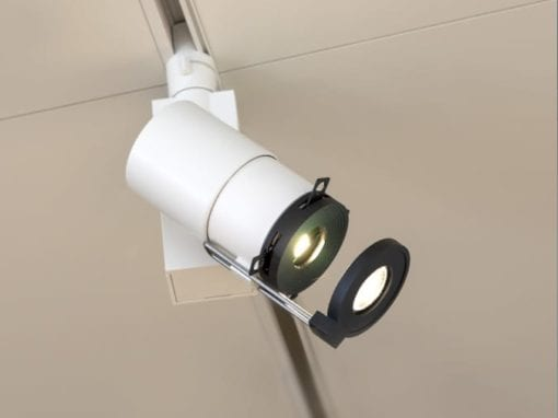 LED spot vierkant
