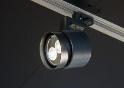 LED rails