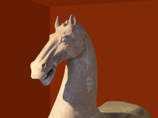 3D object uitlichten